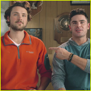 Zac Efron & His Bro Dylan Get Grilled During Toughest Interview Yet - Watch Now!
