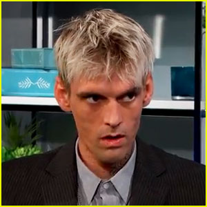 Aaron Carter Gets HIV Test Results (Video)