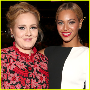 Adele Wishes Her Idol Beyonce a Happy Birthday