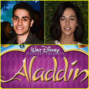'Aladdin' Live-Action Film Cast Revealed - Meet the Stars!