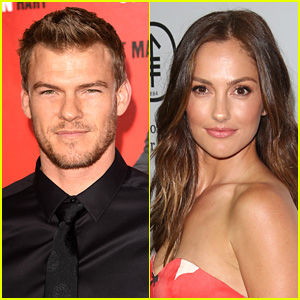 Alan Ritchson & Minka Kelly Join DC Comics Series 'Titans'