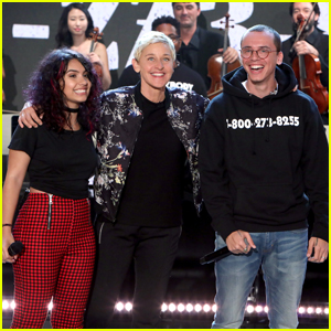 Alessia Cara & Logic Open Up About the Importance of '1-800-273-8255'
