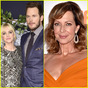 Allison Janney Gives Update on 'Mom' Co-Star Anna Faris After Chris Pratt Split