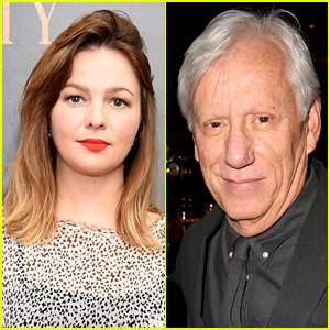 Amber Tamblyn Calls Out James Woods After He Says She's Lying