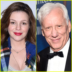 Amber Tamblyn Said James Woods Tried to Pick Her Up at 16