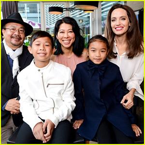 Angelina Jolie Explains How Netflix Benefits Her New Movie