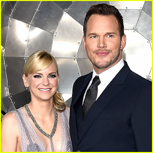 Anna Faris Responds to People Who Told Her Chris Pratt Should Be Her Best Friend