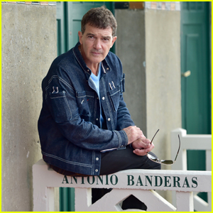 Antonio Banderas Attends 'Music of Silence' Photo Call at Deauville Film Fest