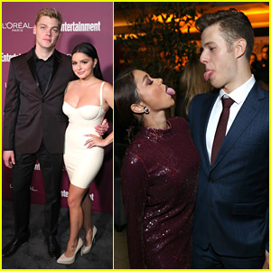 Ariel Winter & Boyfriend Levi Meaden Join 'Modern Family' Stars at Pre-Emmys Party!