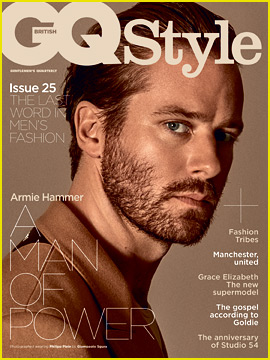 Call Me By Your Name's Armie Hammer & Timothee Chalamet Cover 'GQ Style'