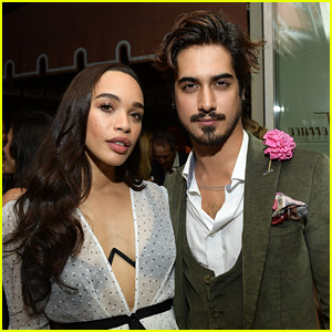 Avan Jogia & Girlfriend Cleopatra Coleman Make First Appearance Together!