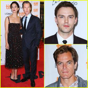 Benedict Cumberbatch & 'Current War' Cast Bring Movie to TIFF!