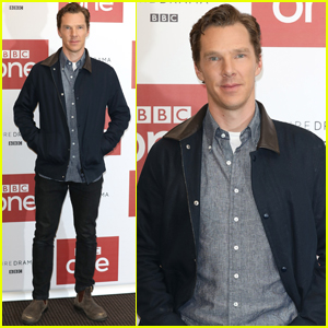 Benedict Cumberbatch Brings 'The Child In Time' to London