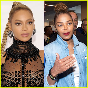 Beyonce & Janet Jackson Lend a Hand in Houston for Harvey Victims