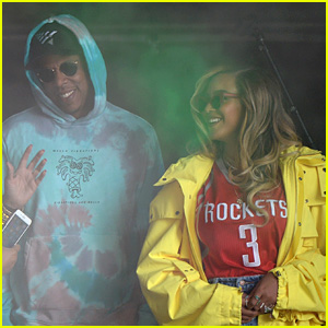 Beyonce's Birthday Celebrated by Jay Z at Made in America! (Video)