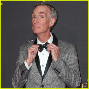 Bill Nye Surprises Girls During Elevator Dance Party - Watch Now!
