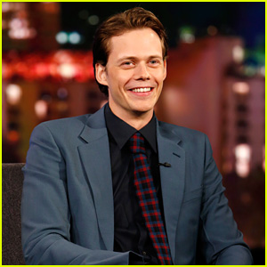 Bill Skarsgard Was Scared He Traumatized the 'It' Kids on Set