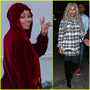 Blac Chyna Wants To Collaborate with Cardi B!