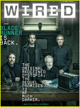 Ryan Gosling & Harrison Ford Dish on Highly Secretive 'Blade Runner' Sequel!
