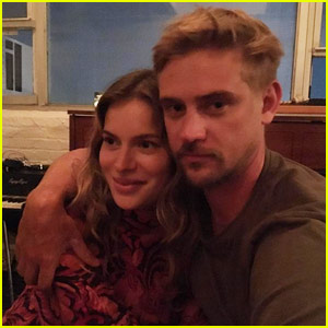 Boyd Holbrook's Girlfriend Tatiana Pajkovic Is Pregnant with Their First Child!