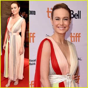Brie Larson Premieres Her Directorial Debut at TIFF 2017!