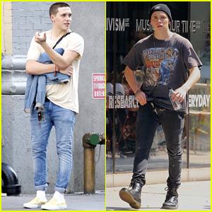 Brooklyn Beckham Gets a Buzz Cut - See the Pics!
