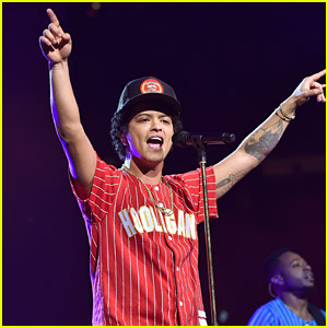 Bruno Mars Plays Two Sold-Out Shows at Madison Square Garden