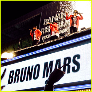Bruno Mars to Air First Television Concert Special in November!