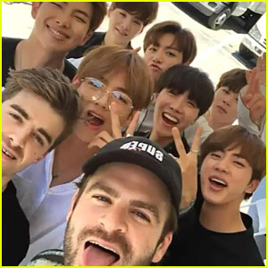 The Chainsmokers & K-Pop Group BTS Collaborate on New Song 'Best of Me'!