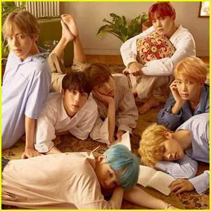 K-Pop Group BTS Is Already Breaking Records With Their New Album, 'Love Yourself: Her'!