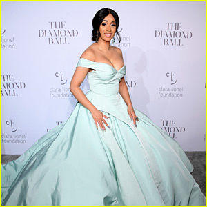 Cardi B Has a Cinderella Moment at Rihanna's Diamond Ball
