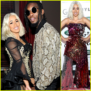 Cardi B & Offset Couple Up at New York Fashion Week Events!
