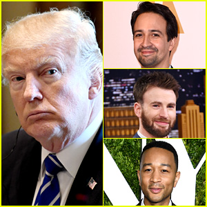 Celebs Slam Trump for His Response to San Juan Mayor's Plea