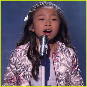 9-Year-Old Celine Tam Sings Moana's 'How Far I'll Go' for 'America's Got Talent' Semi-Finals (Video)