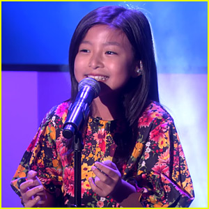 AGT's Celine Tam, 9, Wows Ellen with 'Moana' Performance After Being Eliminated (Video)