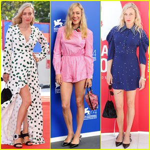 Chloe Sevigny Pulls Fashion Hat-Trick for 'Lean on Pete' Venice Film Fest Promotion!