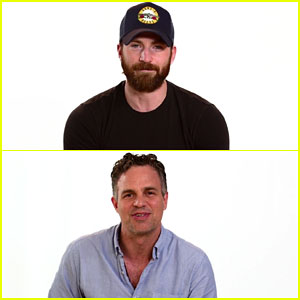 Chris Evans & Mark Ruffalo Team Up To Help Launch ATL100 Campaign - Watch Here!