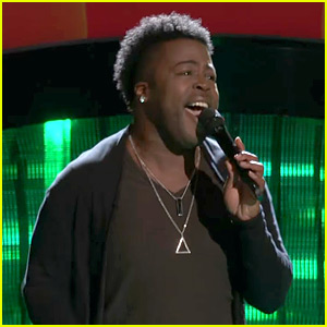 Chris Weaver's Audition on 'The Voice' Gets the Judges Losing Clothes! (Video)