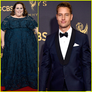 Chrissy Metz, Justin Hartley & 'This Is Us' Cast Hit Emmys 2017 Red Carpet