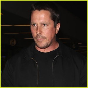 Christian Bale Shows Off Fuller Figure at LAX