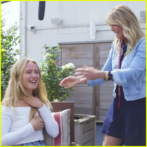 Christie Brinkley Surprises Daughter Sailor with Major Modeling News!