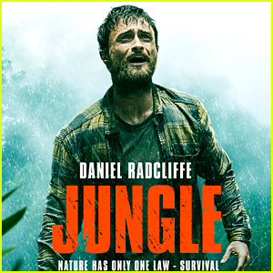 Daniel Radcliffe Tries to Stay Alive in 'Jungle' Trailer - Watch Now!