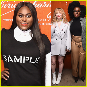 Danielle Brooks & Uzo Aduba Support Natasha Lyonne at the Premiere of 'Cabiria, Charity, Chastity'
