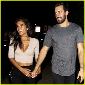 Bachelor in Paradise's Derek Peth & Taylor Nolan Flaunt PDA After Engagement Reports!