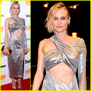 Diane Kruger Shimmers & Shines at 'In the Fade' TIFF Premiere
