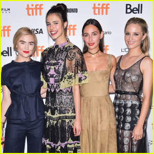 Dianna Agron Premieres 'Novitiate' During TIFF 2017!