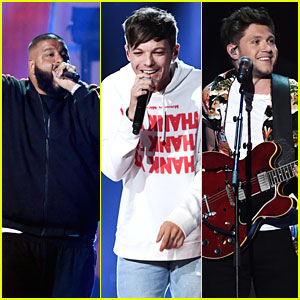 DJ Khaled Brings Out Special Guests to Close iHeartRadio Music Festival Night 2