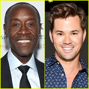 Don Cheadle & Andrew Rannells to Star in Showtime Comedy!