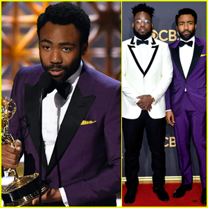 Donald Glover Wins Big & Makes History at Emmys 2017!