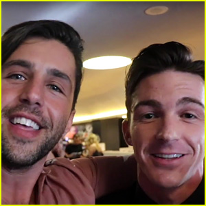 Drake Bell & Josh Peck Melt Everyone's Hearts With Epic Reunion Video - Watch Now!